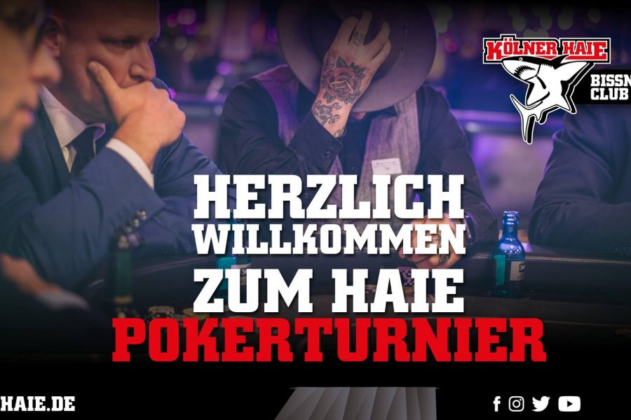 Bissness Club Kölner Haie, Pokerevent – Köln