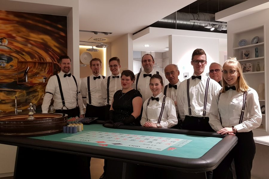 Casino Carré auch 2019 wieder zu Gast bei Andreas Paulsen – Lübeck