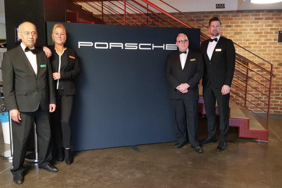 Faszination Porsche. Timeless Machine, Präsentation des neuen Porsche 911 – Köln