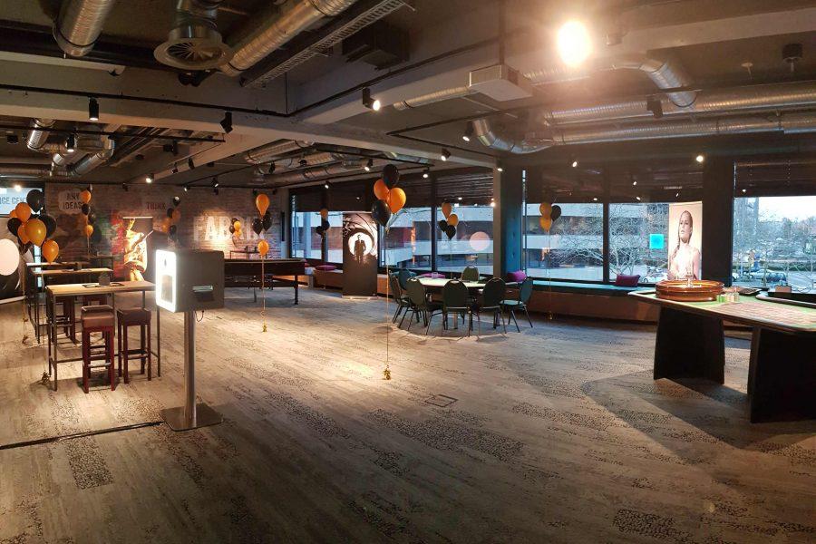 James Bond, Candy Girls und Casinotische für ECOTEL – Düsseldorf